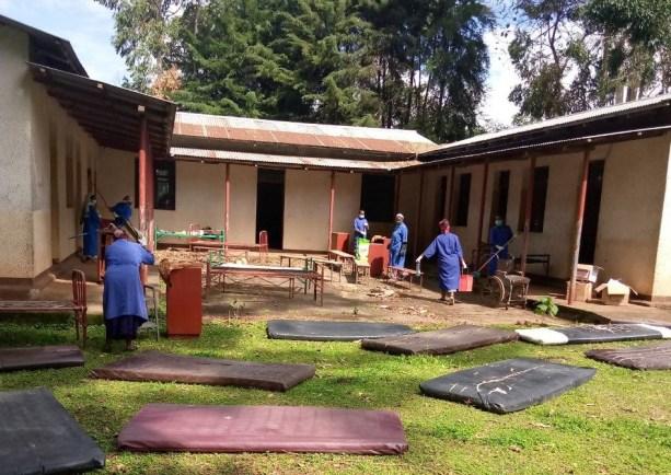 Contra el hambre y el Coronavirus en Etiopía africa alegria gambo alegria sin fronteras dr alegria