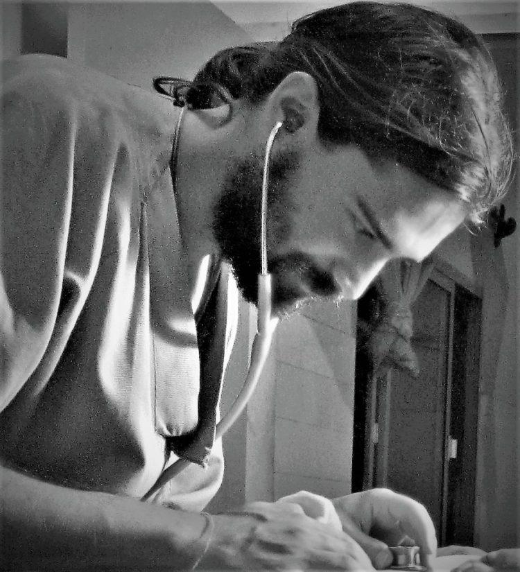 Iñaki pediatra Etiopia