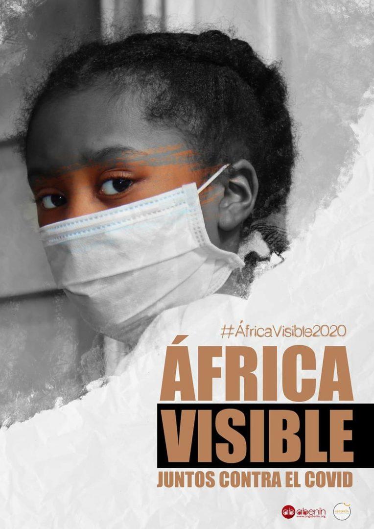 #AfricaVisibleC19 africa alegria gambo alegria sin fronteras