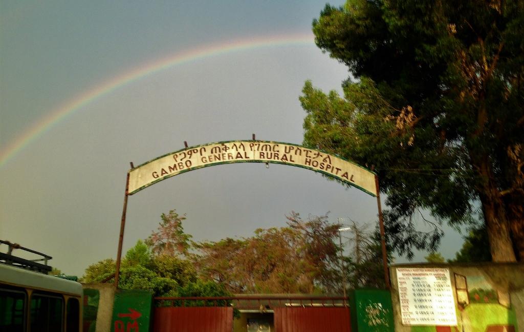 EPI para proteger al personal sanitario etíope contra el Coronavirus africa