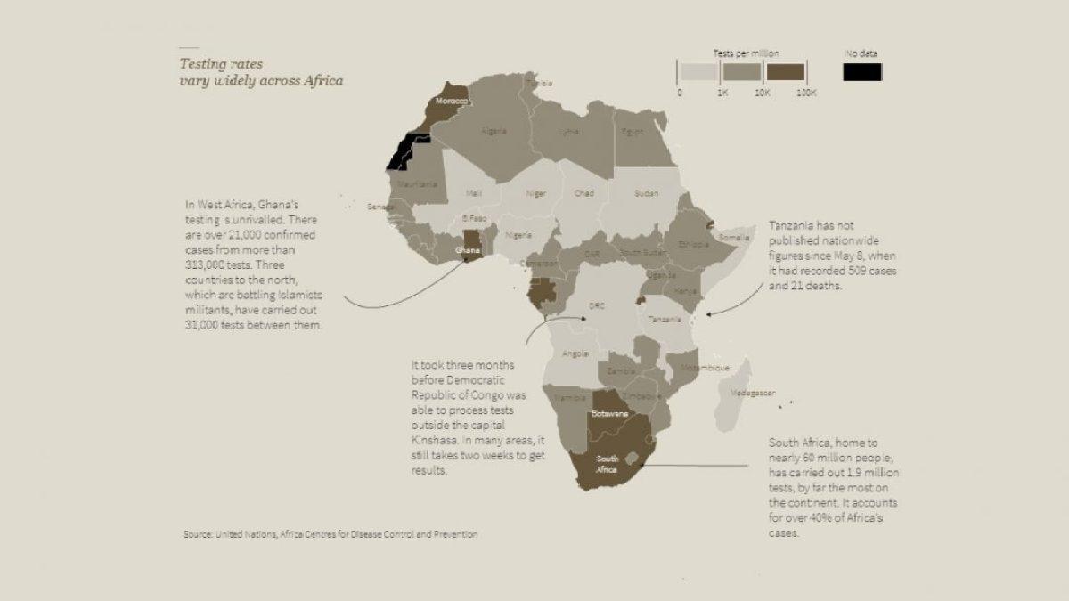 """En África, la falta de datos aumenta el temor a una """"epidemia silenciosa"""" africa"""