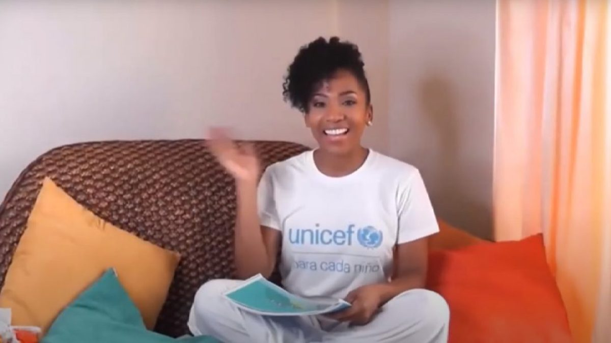El monito Burbuja - Escucha el cuento viral sobre la COVID19 contado por Karla Kanora africa