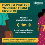 How to protect yourself from COVID19 africa