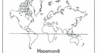 Mapamundi, el mapa que miente actualidad africa frases lo mas visto