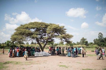 El renacer de un hospital y el empoderamiento de la comunidad africa coronavirus emergencias Vacuna Covid19