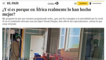 """Dr. Iñaki Alegría: """"Os invito a mirar a África para aprender mutuamente en el manejo de pandemias y políticas sanitarias"""" actualidad coronavirus dr alegria emergencias etiopia gambo gambo rural hospital"""