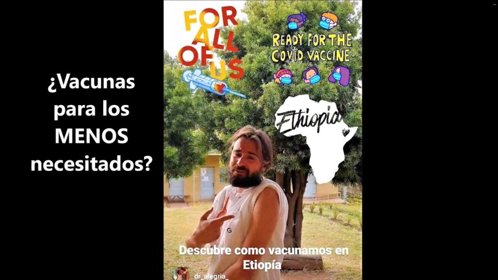 vacuna COVID19 África