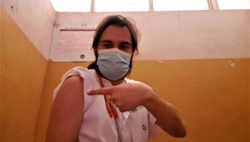 Vacunas COVID19: El balón o la vida actualidad Racismo Vacuna Covid19
