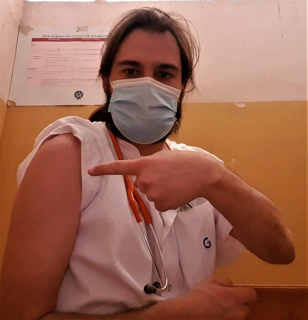 Así se vacuna en Etiopía contra la COVID19 actualidad africa coronavirus emergencias gambo