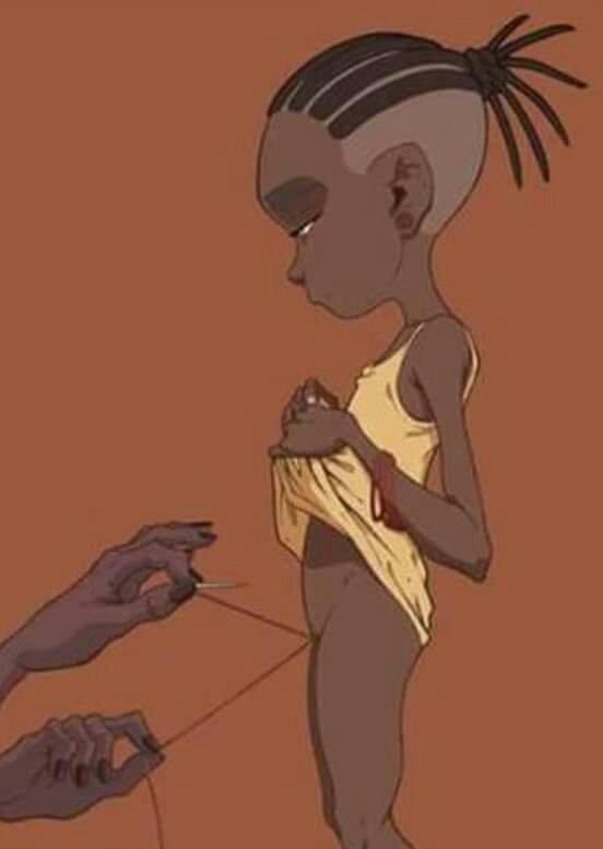 TOLERANCIA CERO con la Mutilación Genital Femenina actualidad africa derechos humanos etiopia mujer mutilacion genital femenina