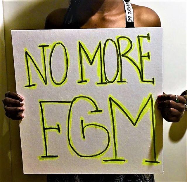 Acabar con la mutilación genital femenina: Tolerancia Cero MGF derechos humanos mujer mutilacion genital femenina