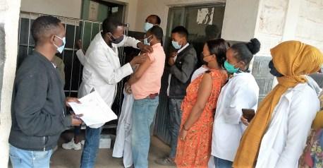 ÚLTIMA HORA: COVID19 en Etiopía actualidad coronavirus emergencias Vacuna Covid19