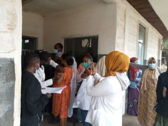 Gambo Hospital and Health Centers in West Arsi starts vaccination againts COVID19 actualidad Vacuna Covid19