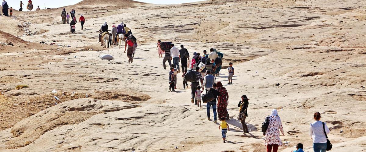 ¿Sabes cuál es el continente que más refugiados acoge en todo el mundo? actualidad africa etiopia