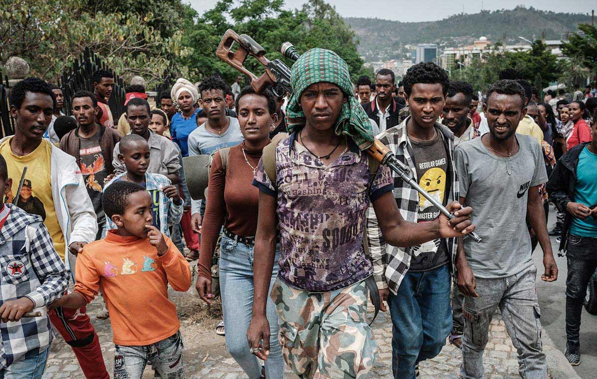 Etiopía, un mosaico sostenido con pinzas actualidad africa etiopia guerra civil