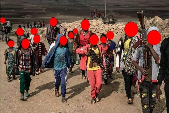 NO a la Guerra, NO a los niños soldado actualidad etiopia nobel peace prize