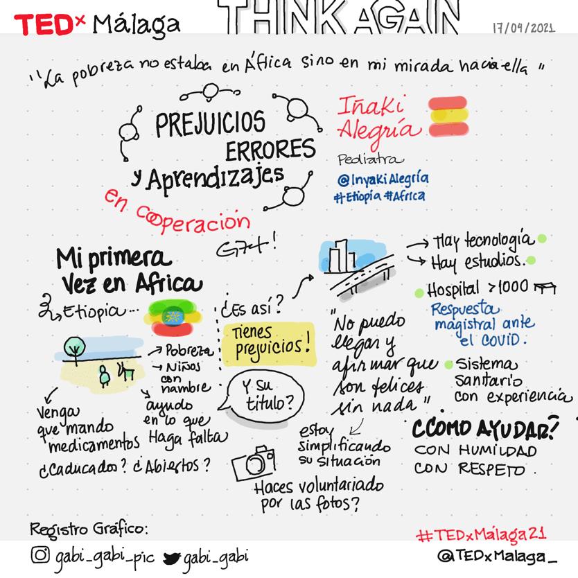 No te pierdas mi primer TEDTalk actualidad Racismo TED