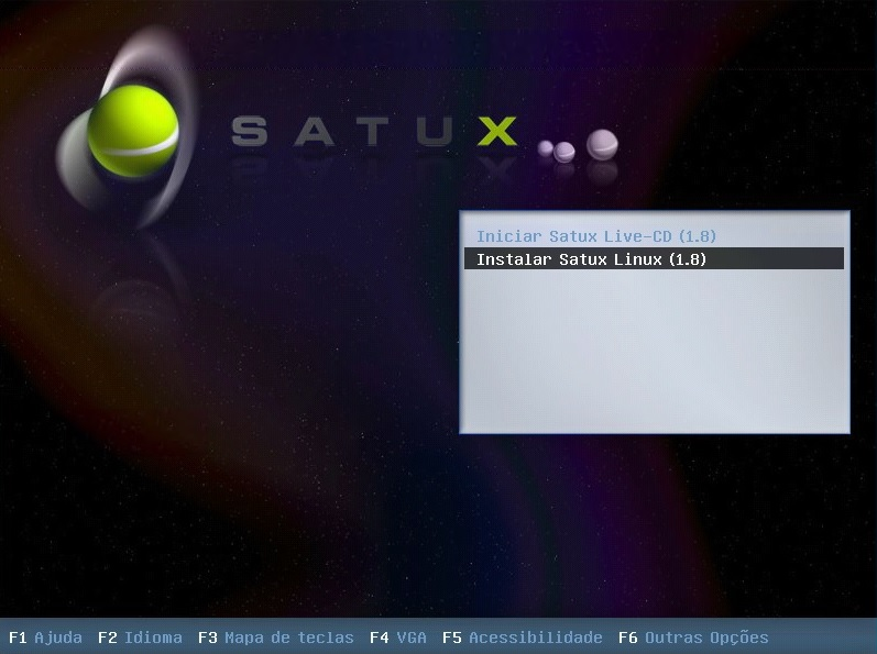 satux live-cd