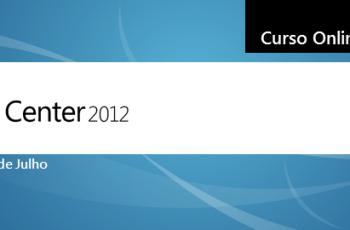 Curso de System Center 2012 R2 – Online