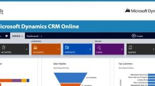 Conheça o Dynamics CRM Online