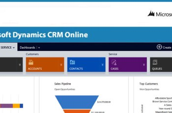 Conheça o Dynamics CRM Online da Microsoft
