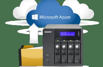Manter o backup pequeno e organizado utilizando Microsoft Azure