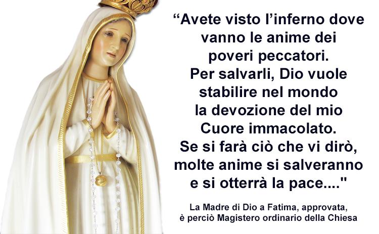 Per Papa Francesco Lourdes e Fatima non sarebbero magistero ecclesiale