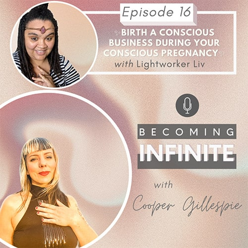 ✨016 – How to Birth a Conscious Business During Your Conscious Pregnancy – Lightworker Liv✨ via @therealcoopergillespie
