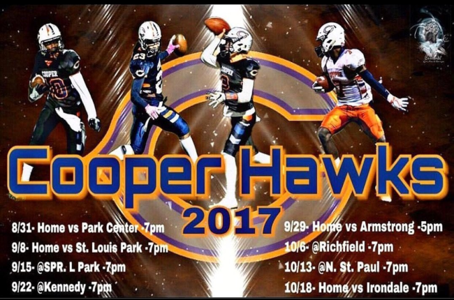 Cooper Hawks Football Team Set to Start Camp Tomorrow