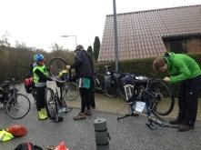 Bike fixing break