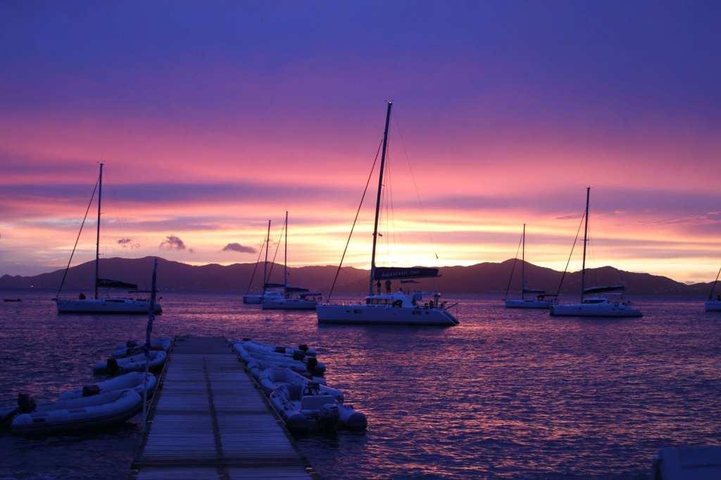 Cooper sunset