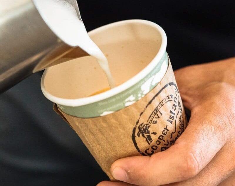 TakeAway Coffee at the Coffee Box