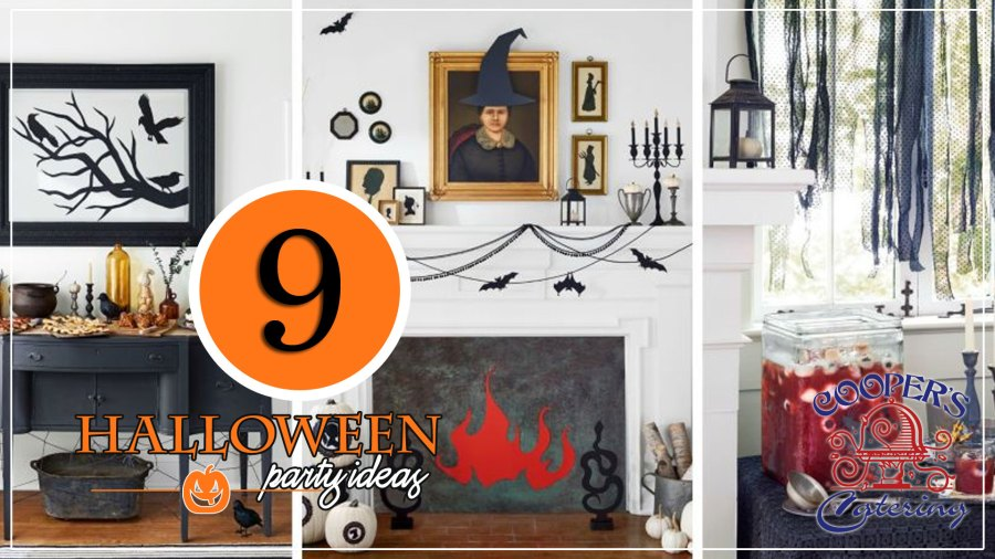 9 Creepy, Classy Halloween Party Ideas