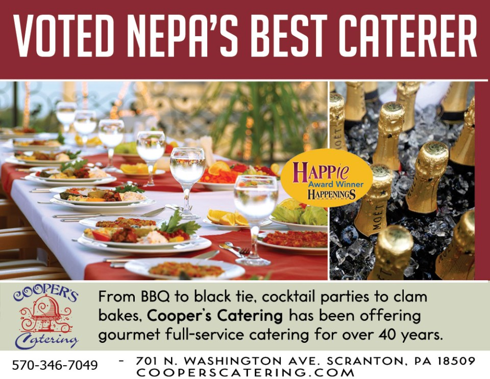 Astonishing Coopers Catering Scranton Pittston And Surrounding Areas Home Interior And Landscaping Ologienasavecom
