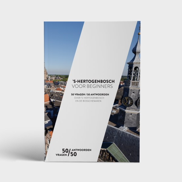 cover 's-Hertogenbosch voor Beginners