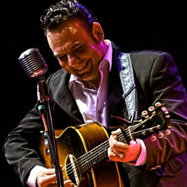 Bill Forness- Tribute to Johnny Cash