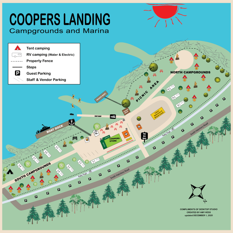 Cooper's Landing Campgrounds