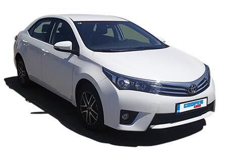 Toyota COROLLA 1.6 (2016)
