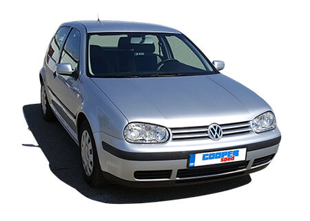 VW GOLF 4 Automatic 1.6 (2001)