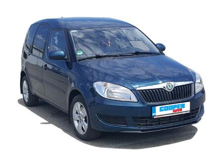Škoda ROOMSTER 1.6 (2011)