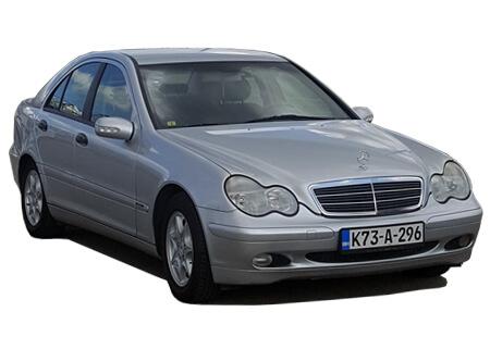 Mercedes C220 (2001)