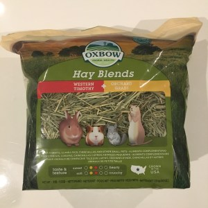 Hay Blends