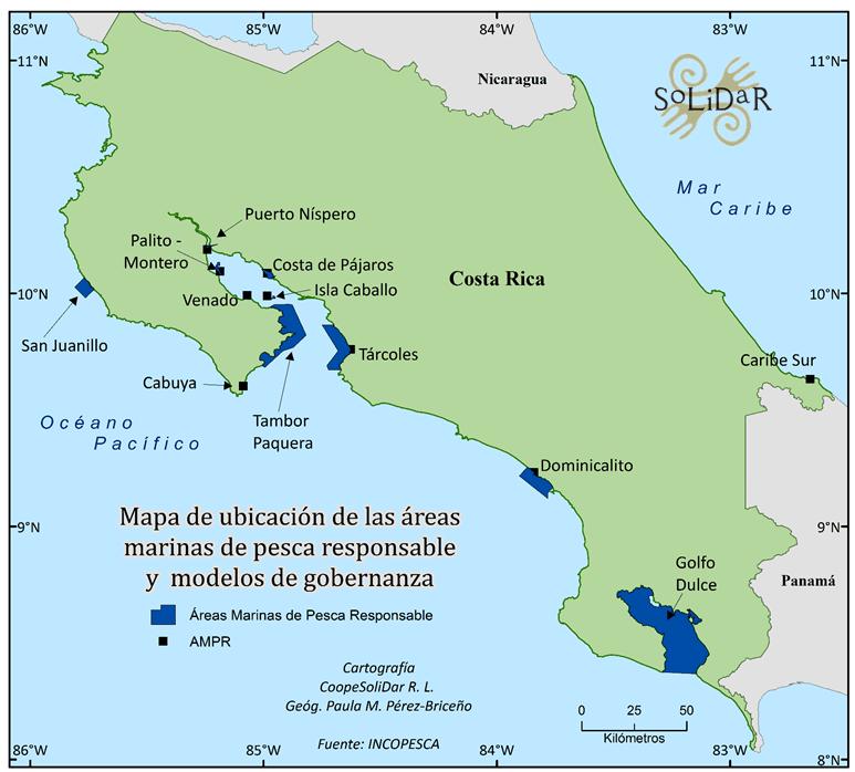 Áreas Marinas de Pesca Responsable y Gobernanza Marina (junio 2017)