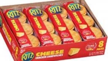 nabisco ritz cracker with cheese recall - Garden Of Life Recall