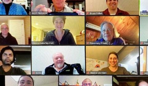 Board Zoom Meeting