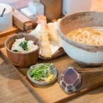 【恵比寿/うどん】麺も出汁も美味しいうどん山長