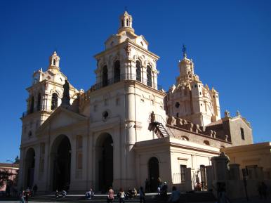 Iglesia Catedral - dates from 1577