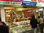 Mercado Norte, deli vendors