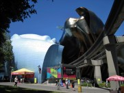 Seattle Center - EMP Museum
