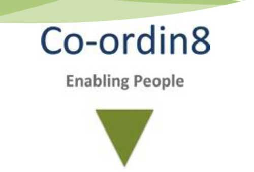 Co-ordin8 enabling people
